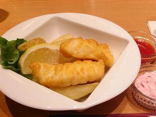 YEBISU Bar Ginza 京風Fish & chips