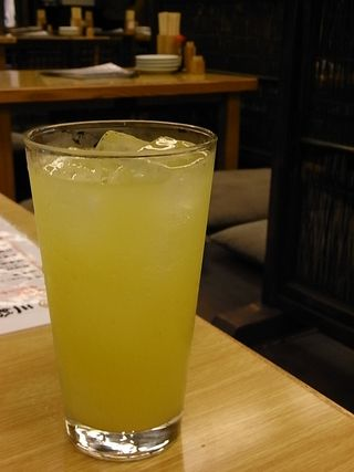 Mifune Ningyocho Original cocktail