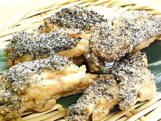Mifune Ningyocho Fried chicken