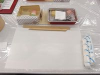 Japanese sweets making (3)