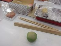 Japanese sweets making (6)