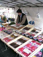 Takayama Jinya morning market June2006