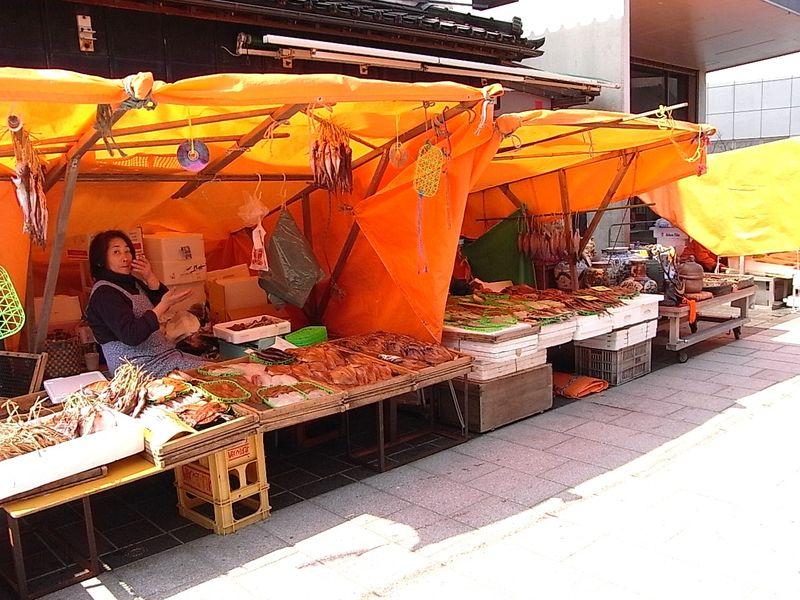 Wajima Morning Market (4)
