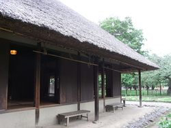 20130601 Tokyo Architectural Museum  Farmer's house (6)