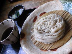 20130601 Tokyo Architectural Museum  Udon restaurant (4)
