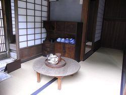 20130601 Tokyo Architectural Museum  Kimono tailor (2)