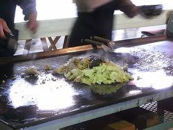20140428 8 Lunch Shiretoko Salmon chan-chan yaki (6)