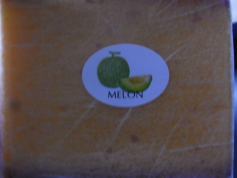 20140430 16 Yubari melon cake (2)