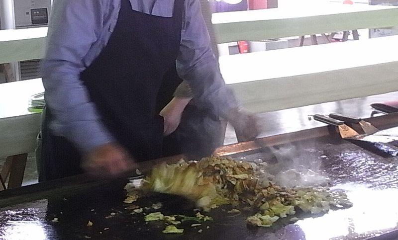 20140428 8 Lunch Shiretoko Salmon chan-chan yaki (7)