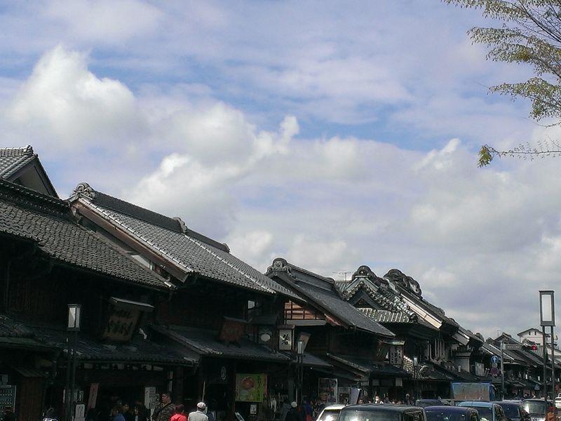 川越蔵造りの街 (12)