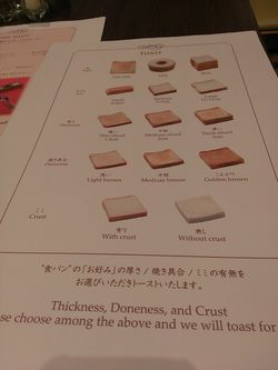 On the toast Haneda Airport (2)