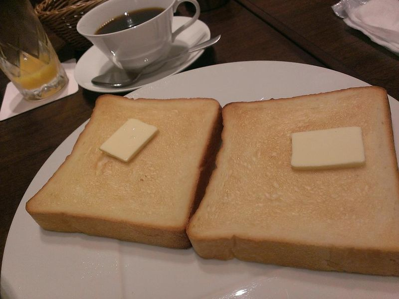 On the toast Haneda Airport (1)