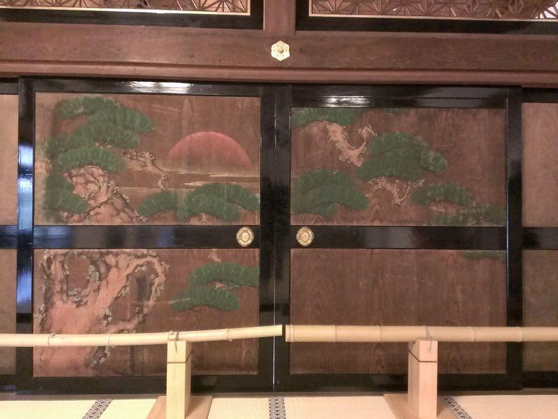 川越城本丸御殿 (10)